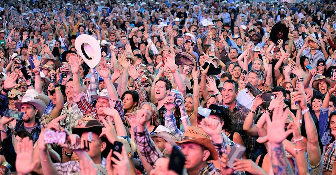 Billy Idol and Blondie to headline Calgary's 2019 Roundup Music Fest