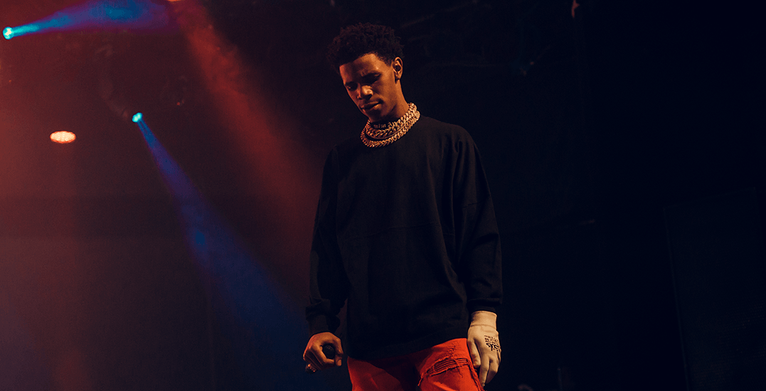 A Boogie Wit Da Hoodie brings Monster Energy to Vancouver (PHOTOS)