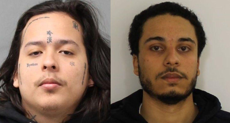 Two men facing 21 charges in Toronto human trafficking case