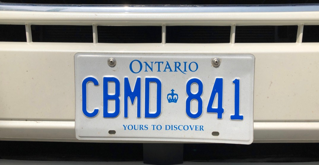 Ford Government Changing Licence Plate Slogan To A Place To