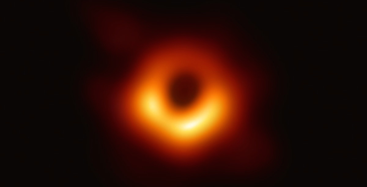 Astronomers reveal first picture ever captured of a black hole (PHOTOS)