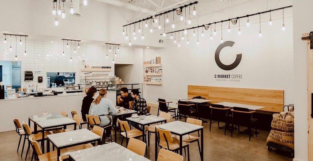 C Market Coffee celebrates grand opening in Metro Vancouver