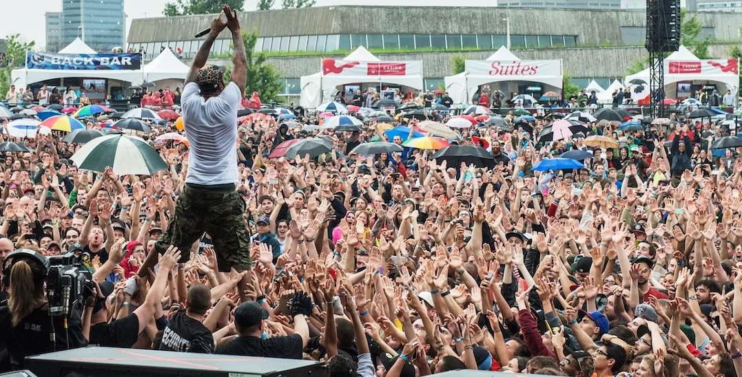 Canada's best music festival has been in Ottawa all along, and we have proof