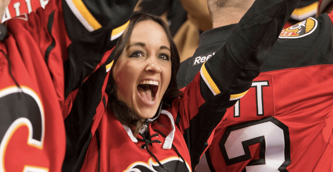 There will be HUGE downtown viewing parties for Flames playoff games