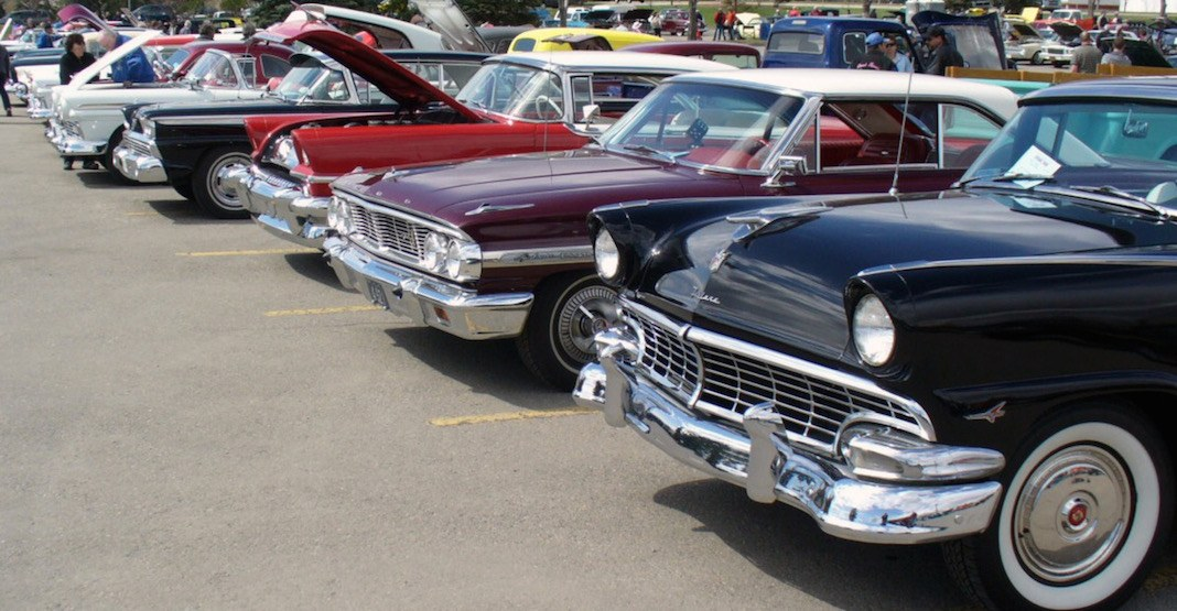 400 stylin' vehicles expected for 2019 Heritage Park show-and-shine