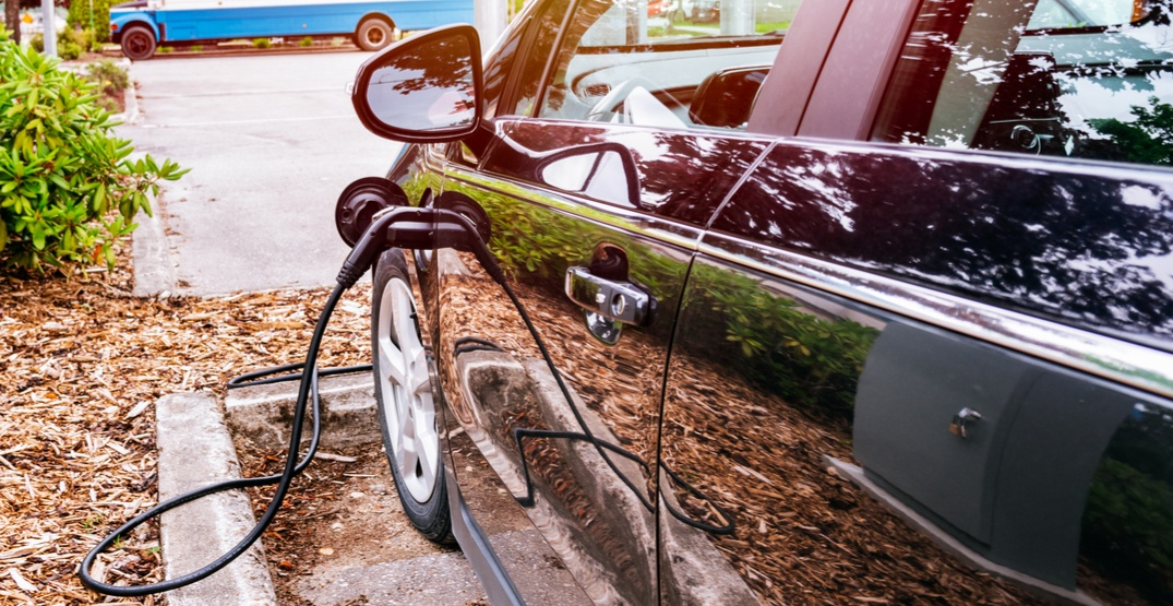 New legislation will require all new cars sold in BC to be zero-emission by 2040