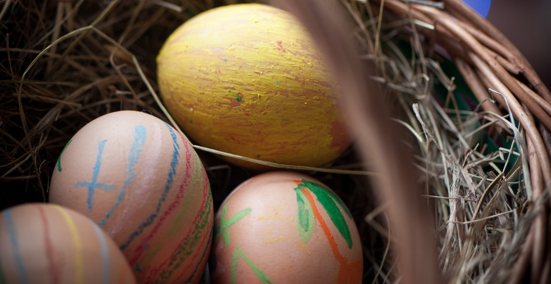 An Abbotsford farm is hosting an adults-only moonlight Easter egg hunt this weekend