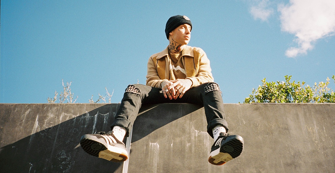 Win two tickets to see blackbear live in Vancouver this May (CONTEST)