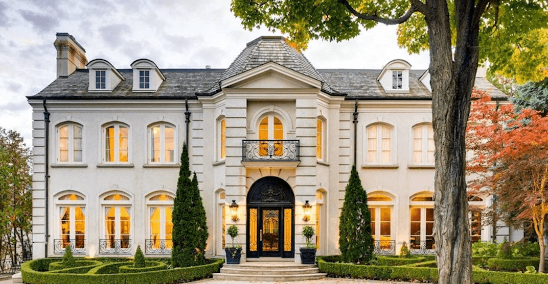 These are the 10 most expensive properties in Toronto right now