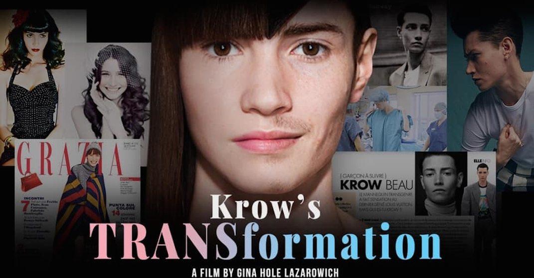 krow's transformation