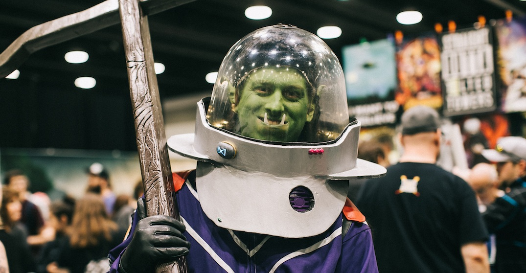 10 photos you absolutely have to take at this year's Calgary Expo