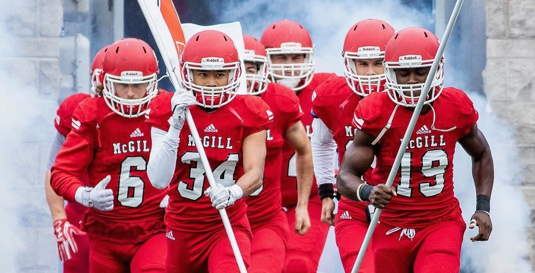 Mcgill redmen name team change