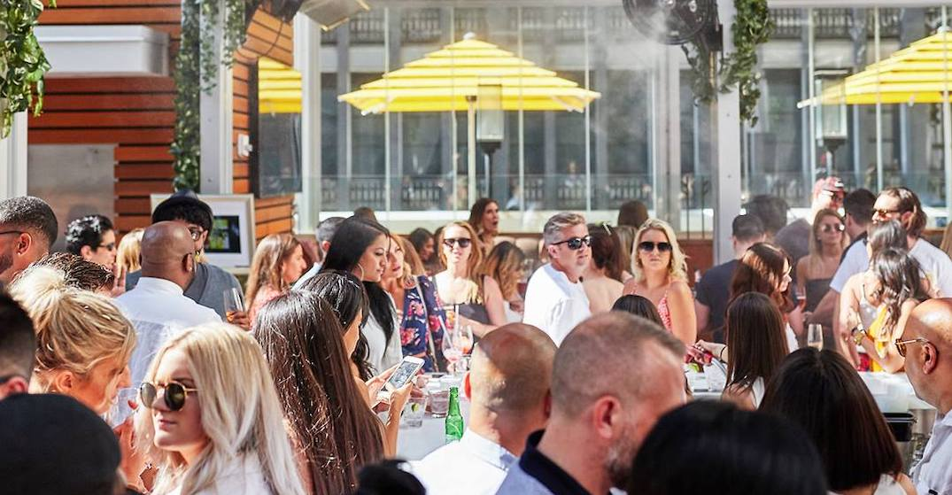 You can enjoy gourmet food and wine for a good cause on May 7