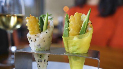 Sushi Cone at JOEY Burrard