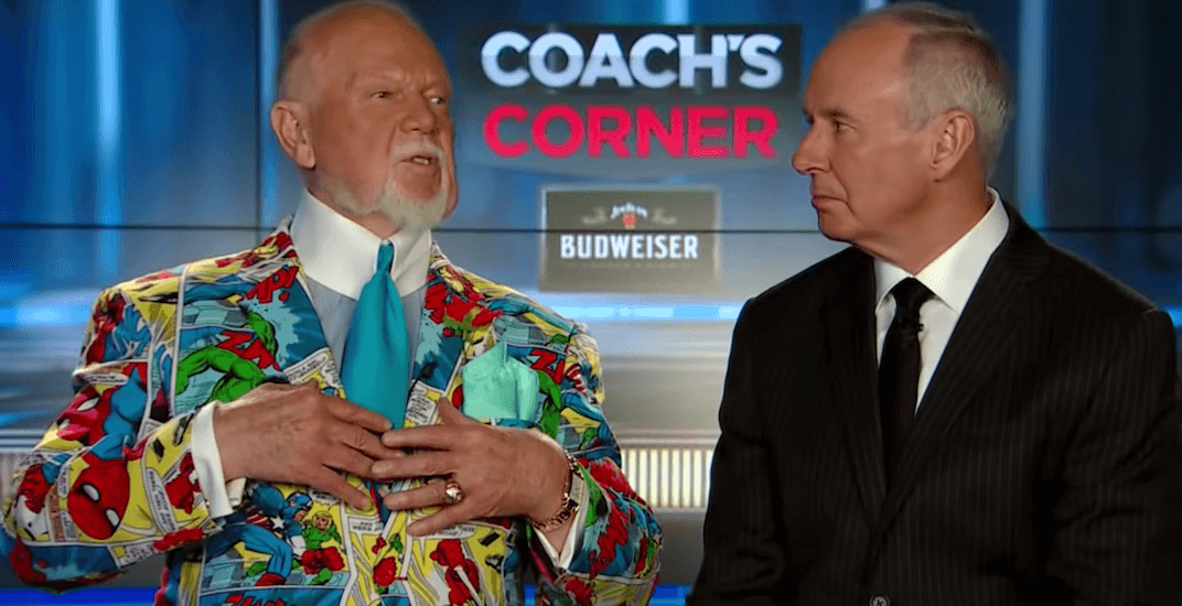 Don Cherry doesn't think Canucks' Pettersson deserves Rookie of the Year