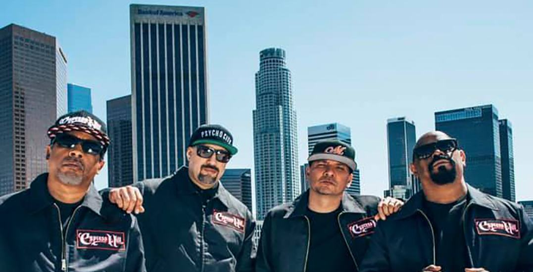 Park Board commissioner wants to cancel Cypress Hill's 4/20 Vancouver concert