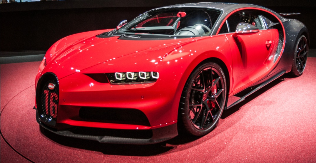 Son of Chinese business tycoon buys $5 1M supercar in