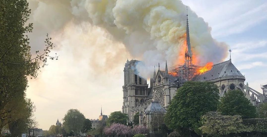 Investigators looking into short circuit as possible cause of Notre-Dame fire