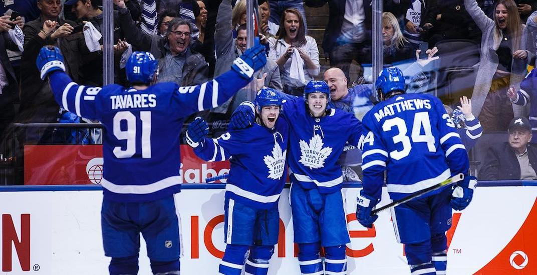 Projecting the Toronto Maple Leafs' 2019-20 opening night lineup
