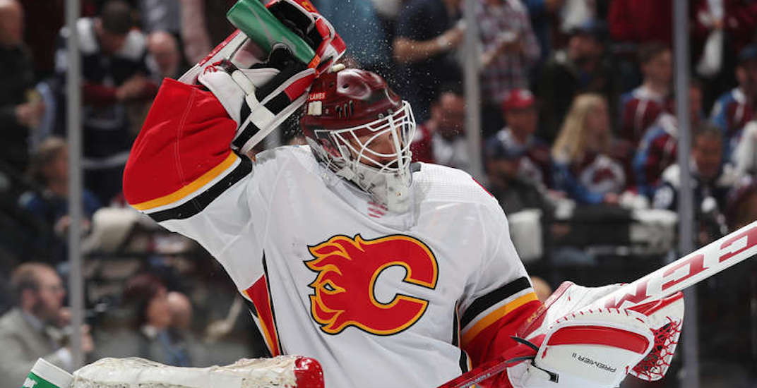 Avalanche torch the Flames in Game 3 blowout loss
