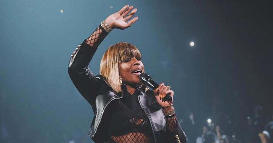 Mary J. Blige and Nas are co-headlining a concert in Toronto this summer