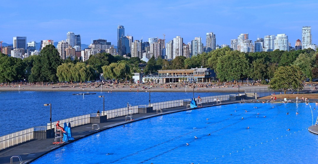 These outdoor Vancouver pools open for the summer this week