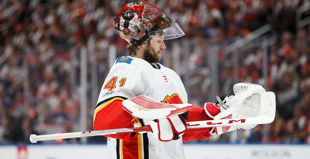 Flames coach should have pulled Mike Smith in Game 3