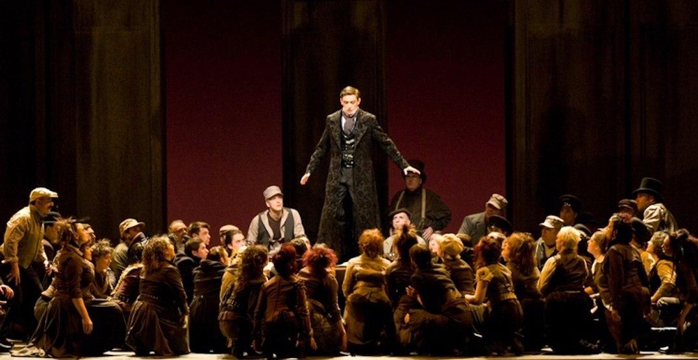 Vancouver opera performance
