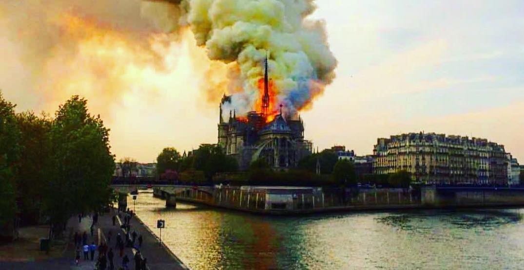 The fund to rebuild Notre-Dame has raised $1 billion in just 24 hours