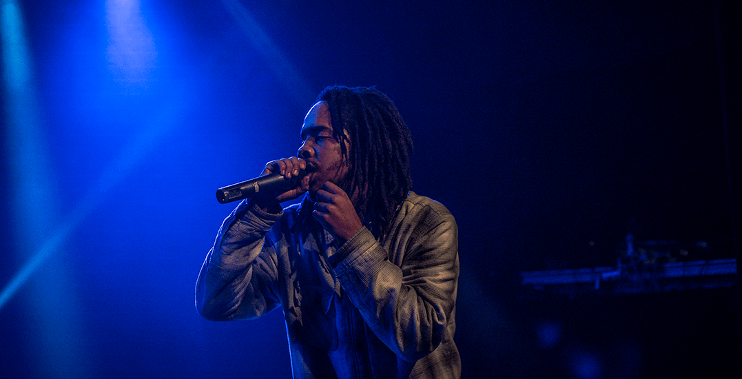 Earl Sweatshirt and friends Fire It Up in Vancouver (PHOTOS)