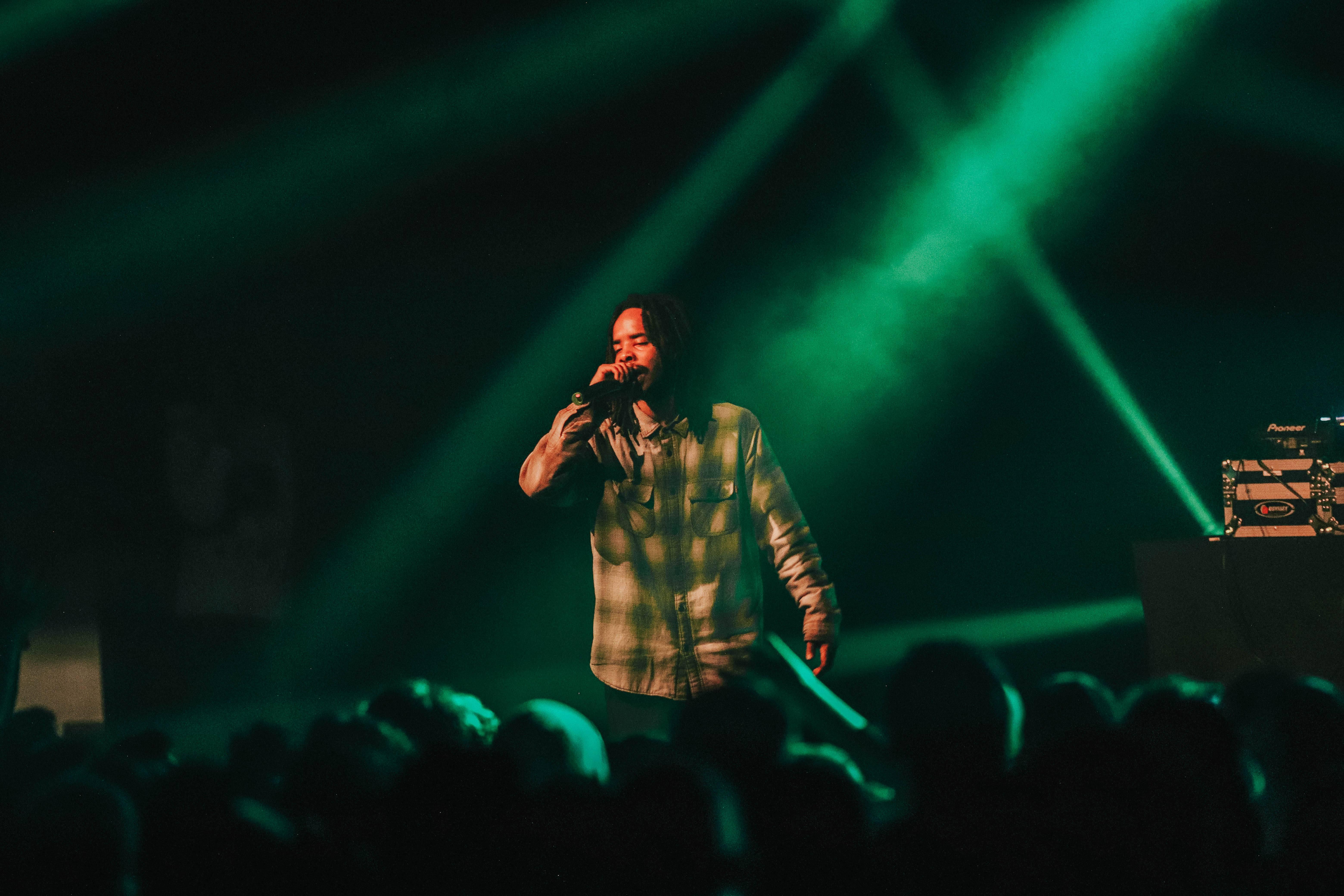 Earl Sweatshirt Vancouver 15 04 2019