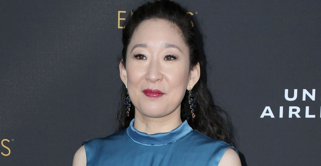 Sandra Oh among TIME Magazine's 100 most influential people