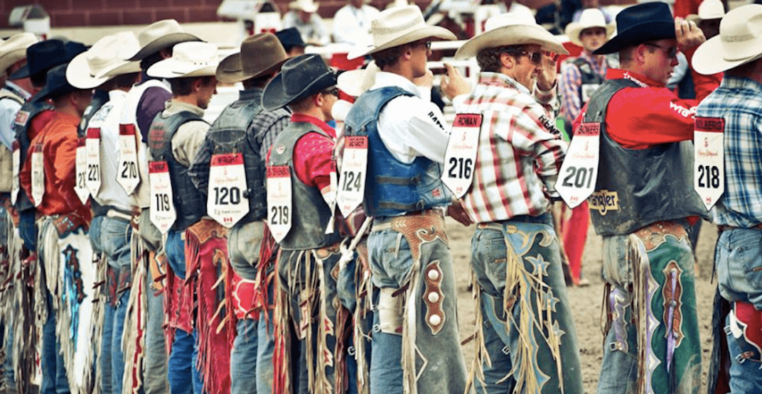 World S Premier Rodeo Athletes Take Centre Stage At 2019