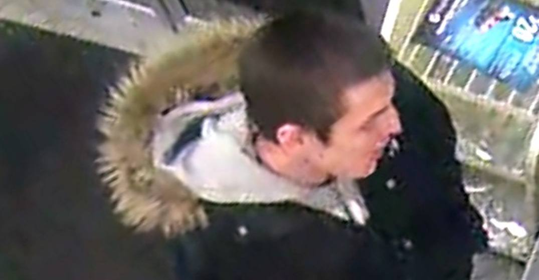 RCMP seek man accused of bear spraying gas station employee during robbery