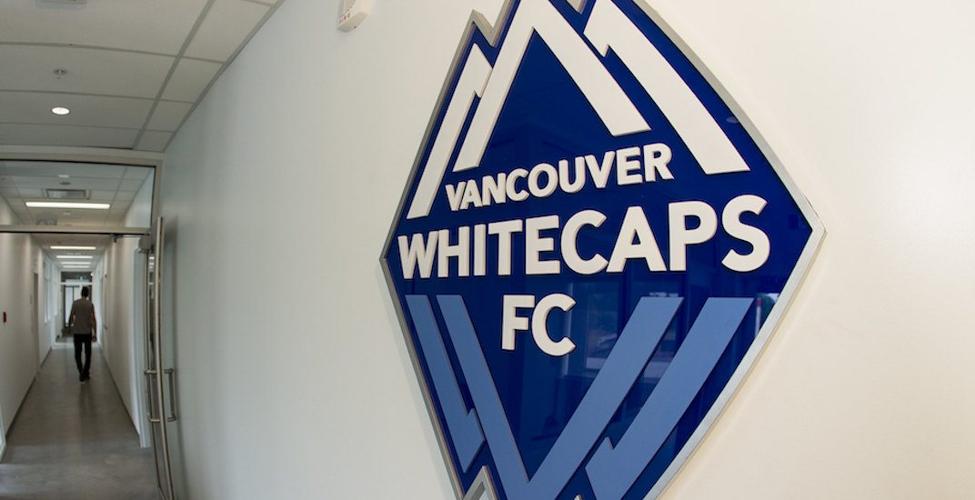 Whitecaps office