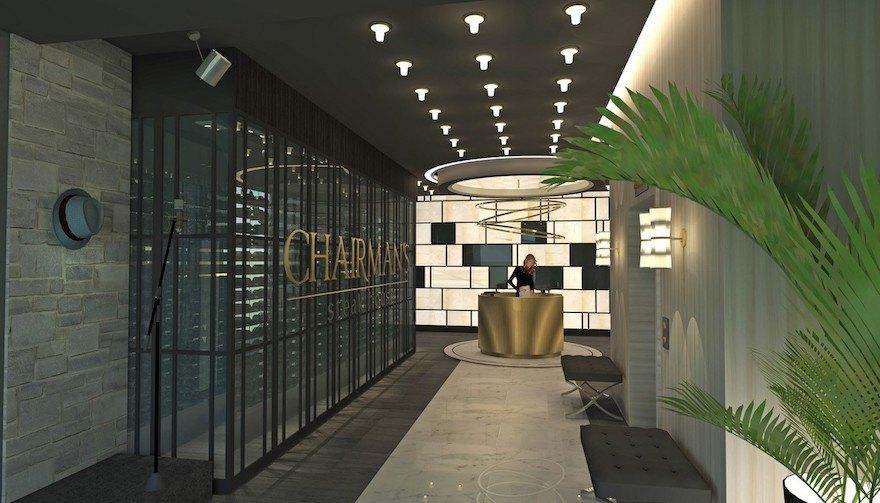 Chairman's Steakhouse