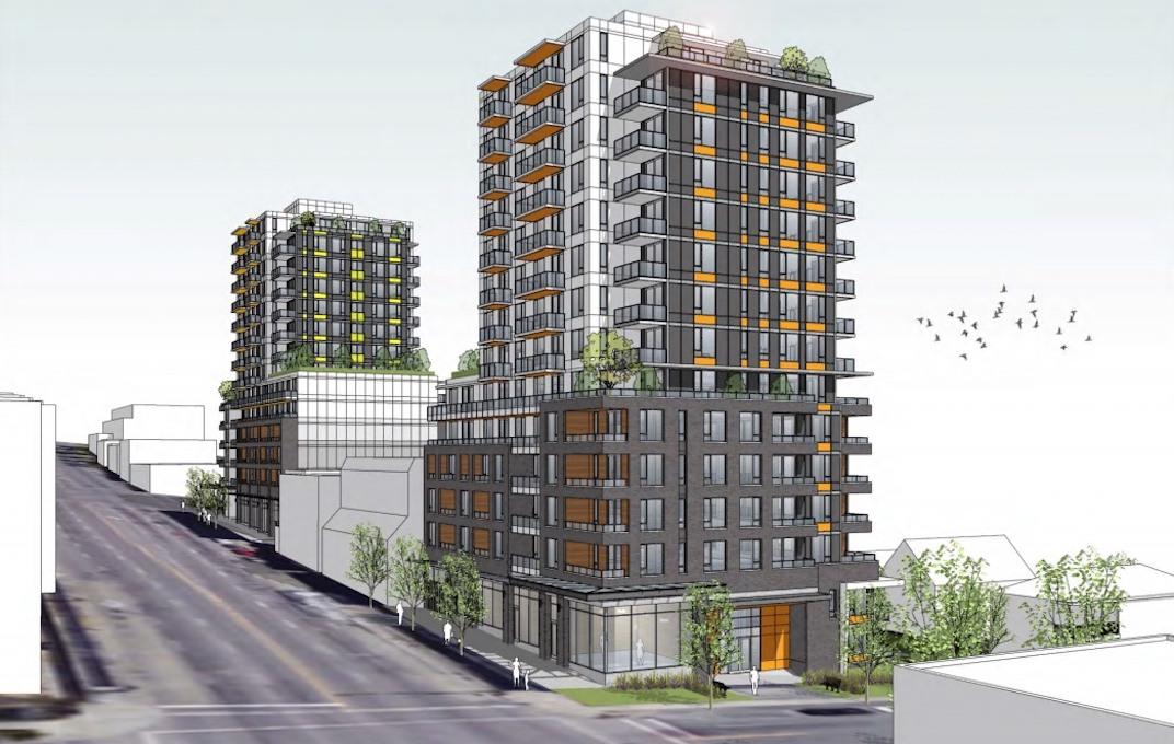 3600 3680 East Hastings Vancouver