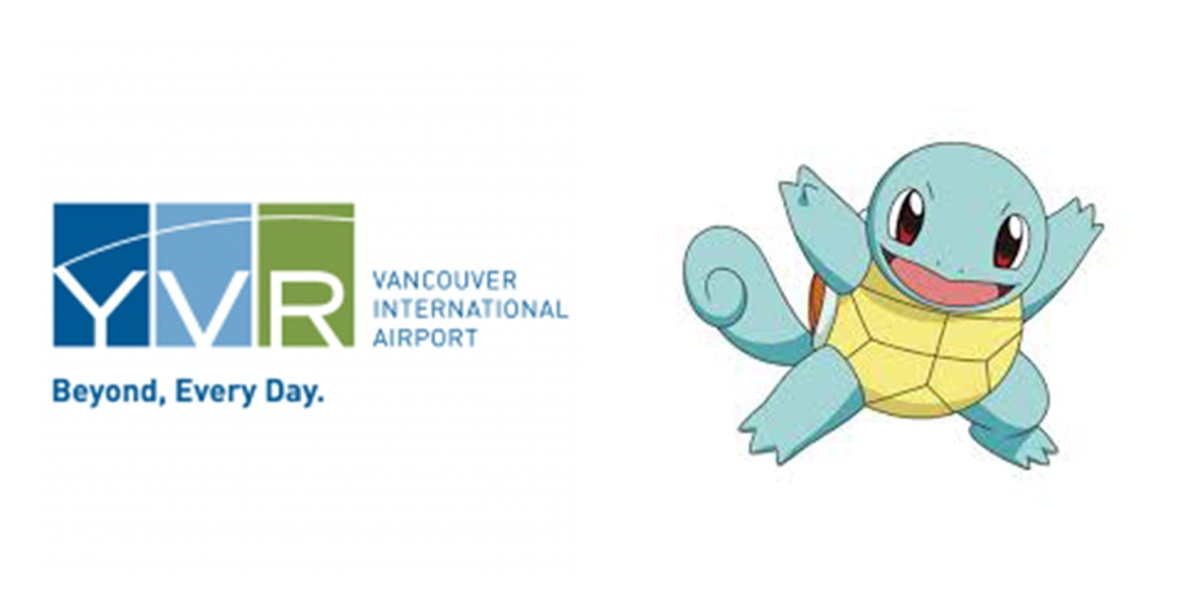YVR continues social media domination with airports-as-Pokémon tweets