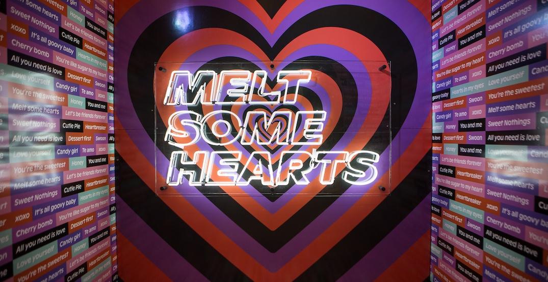 Heart melt motel
