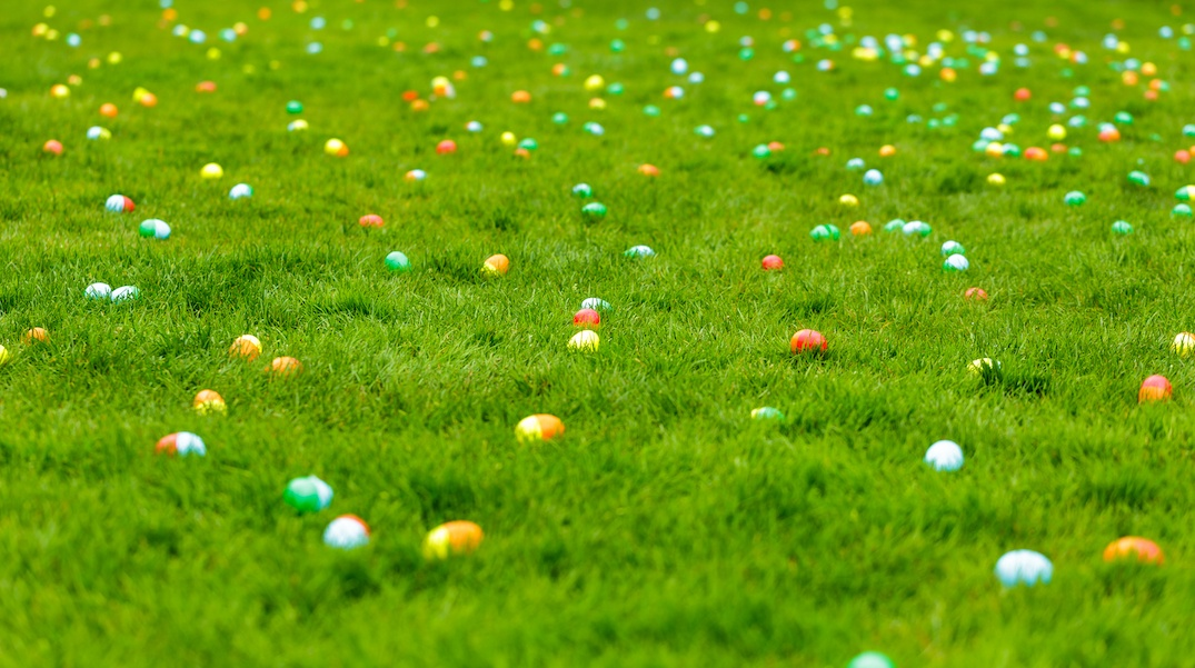 This Calgary Easter egg hunt is for ADULTS ONLY
