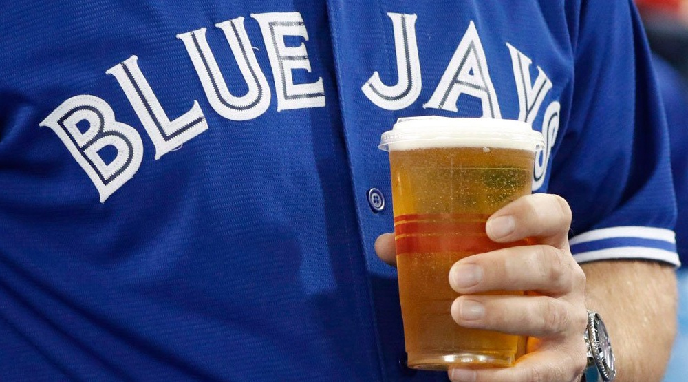 Blue Jays gauging fan interest about craft beer at Rogers Centre