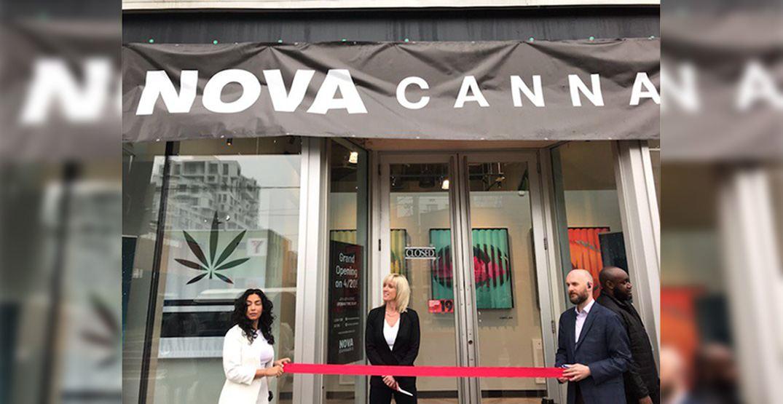 Toronto's newest cannabis store celebrates 4/20 grand opening