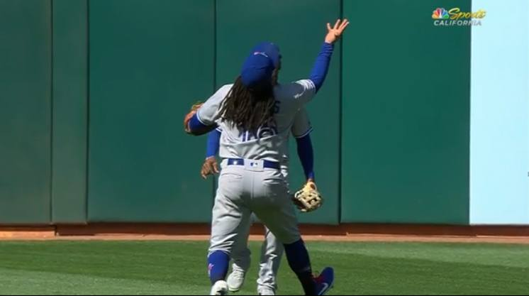 Galvis catch
