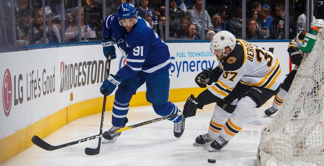 Maple Leafs and Bruins are headed to Game 7... again