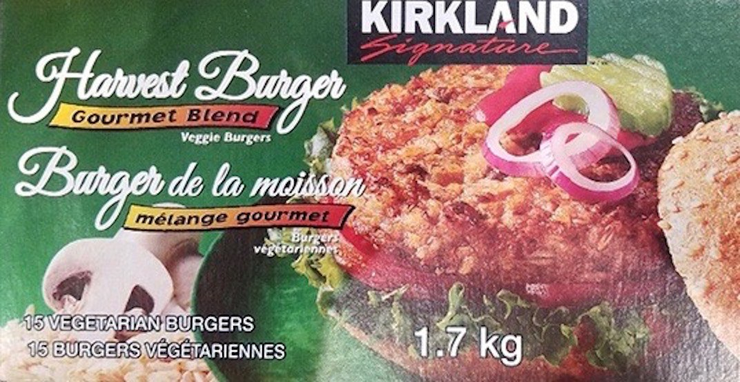 Kirkland Veggie Burgers recalled due to possible pieces of metal