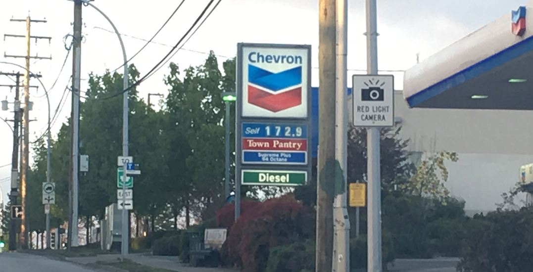 Rising gas prices making it harder for British Columbians to afford essentials (STUDY)