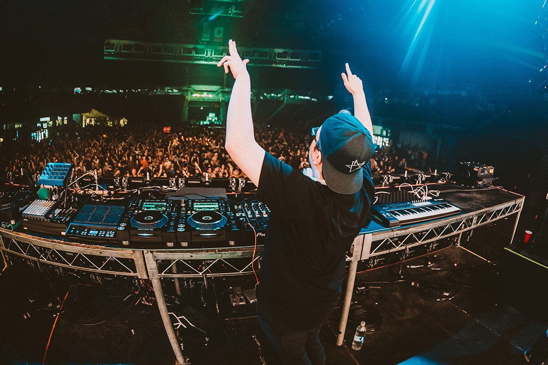 Ray Volpe Stacked Festival 420 2019