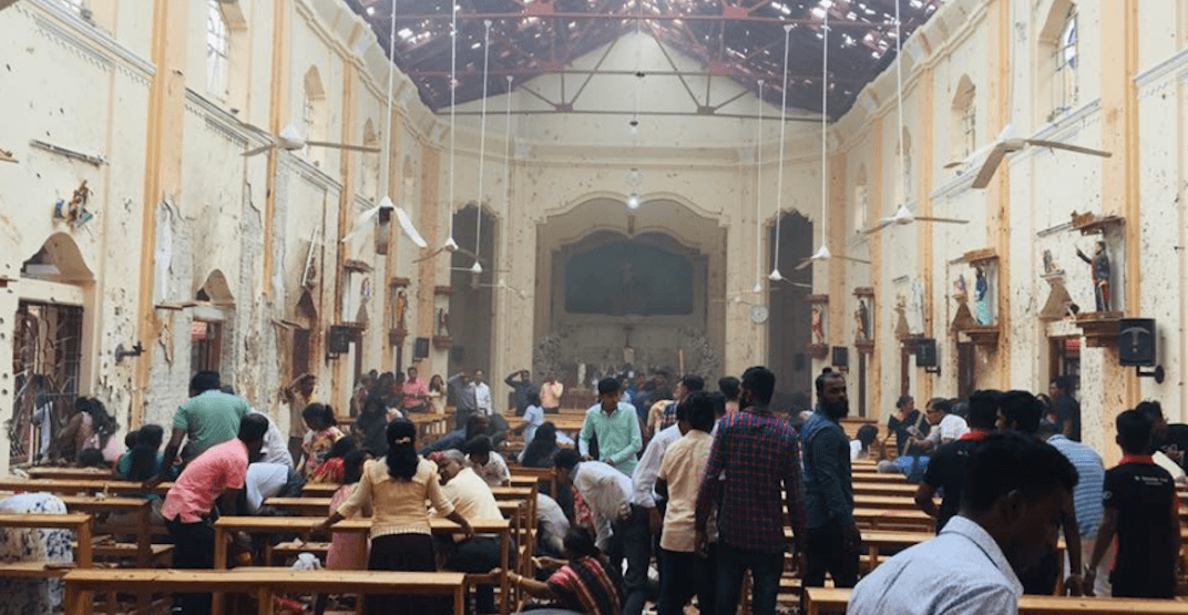 Prayer vigil for Sri Lanka to be held in Surrey Monday evening
