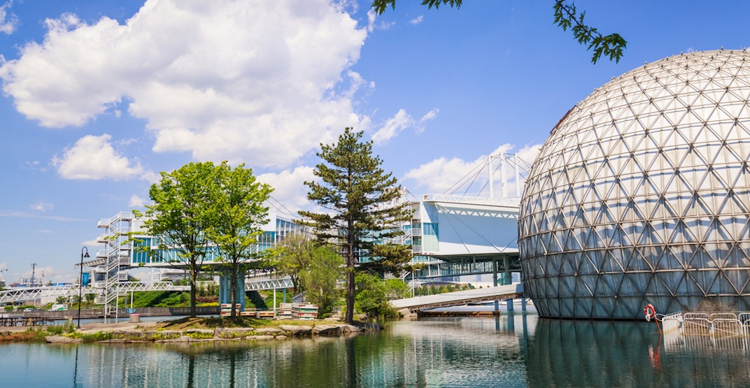 Toronto staff recommends listing Ontario Place on city's Heritage Register