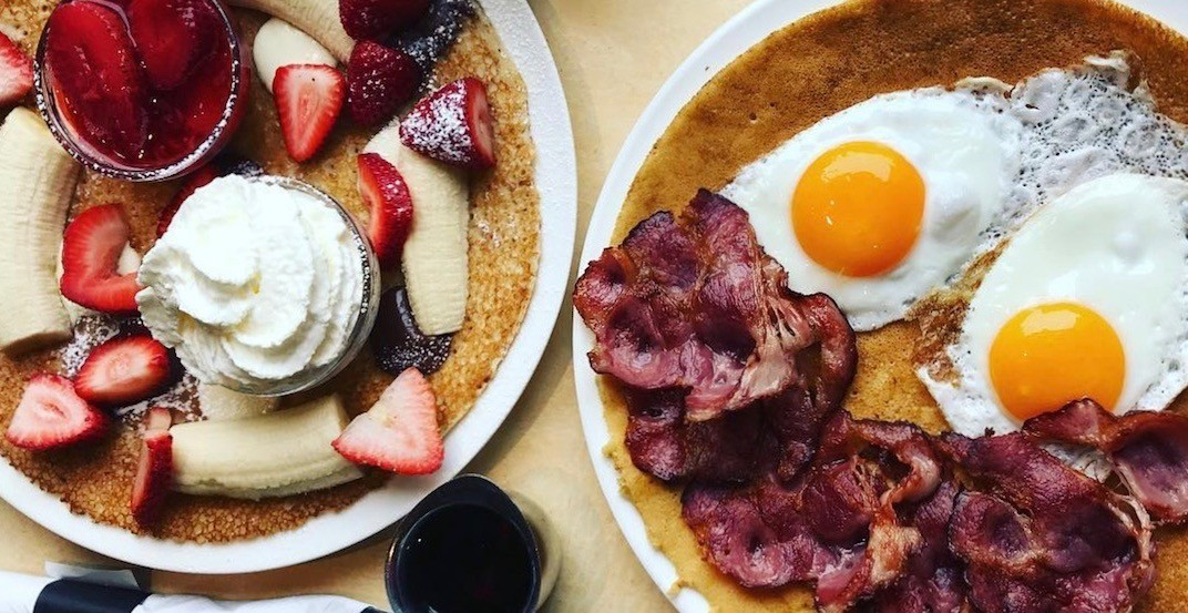 Angelina's is offering half-priced breakfast April 23 to 26